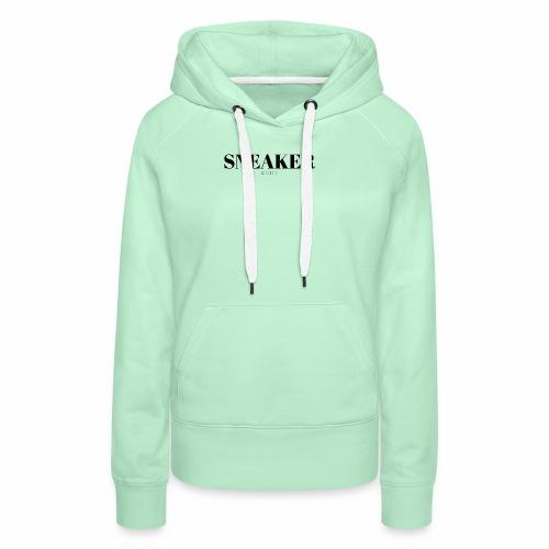 Sneaker - Frauen Premium Hoodie
