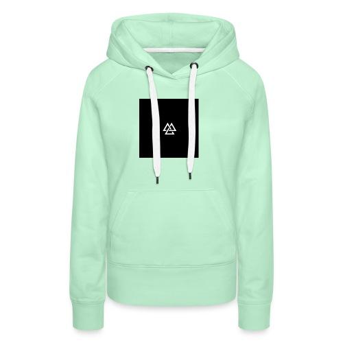 Its my logo for youtube - Women's Premium Hoodie