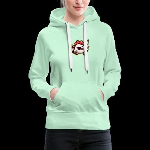 EWel Neues CSGO Desing - Frauen Premium Hoodie