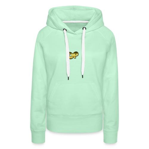 cooltext269978990862576 1 - Vrouwen Premium hoodie