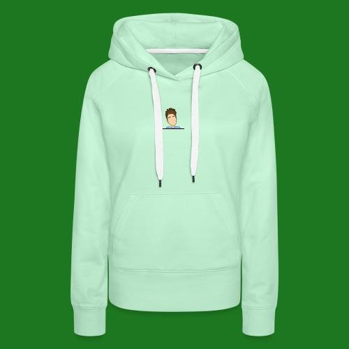 Vrouwen t-shirt cartoon Lewis - Vrouwen Premium hoodie