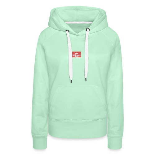 The Ultimate 909 t shirt - Women's Premium Hoodie