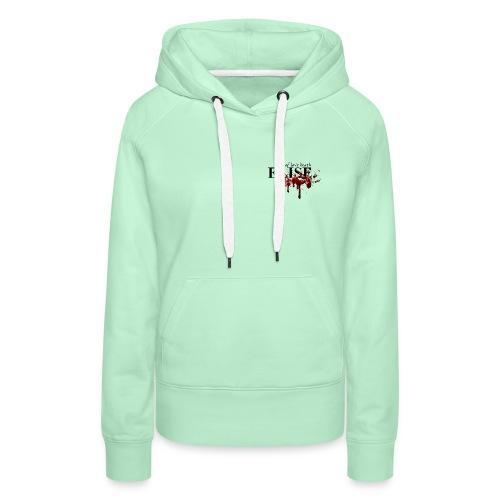 elise of love death - Sweat-shirt à capuche Premium pour femmes
