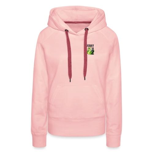 chechepent - Sweat-shirt à capuche Premium pour femmes