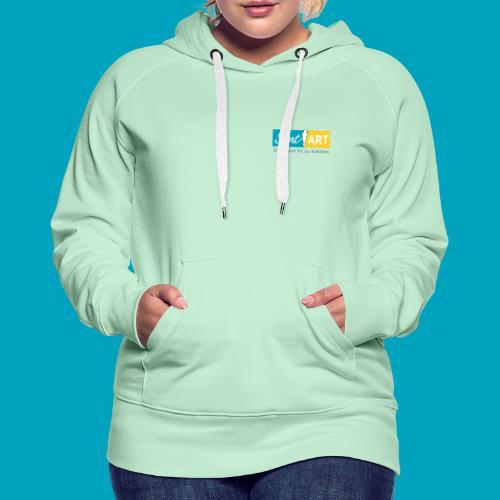 Logo neu - Frauen Premium Hoodie