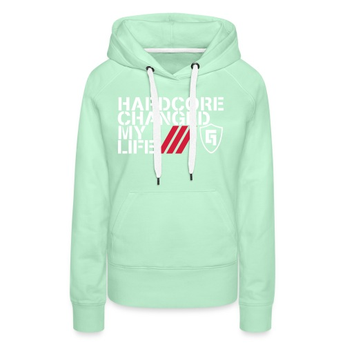 HC Changed My Life - Women's Premium Hoodie