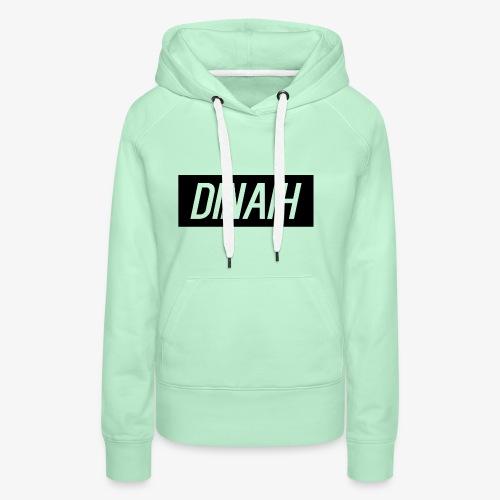 Dinaih Logo - Vrouwen Premium hoodie