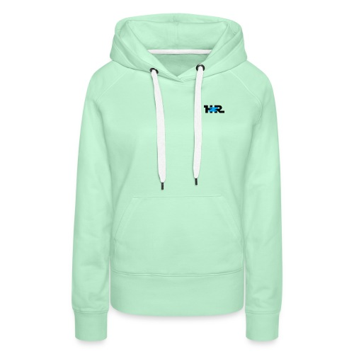 HzR Clothing - Sweat-shirt à capuche Premium pour femmes
