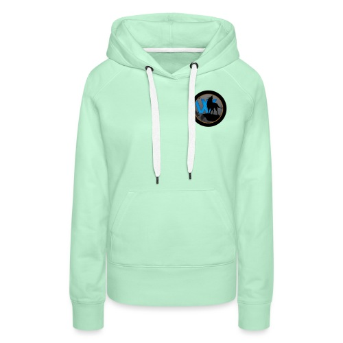 Gruppe W Logo - Frauen Premium Hoodie