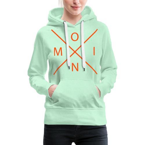 Moin X - Frauen Premium Hoodie