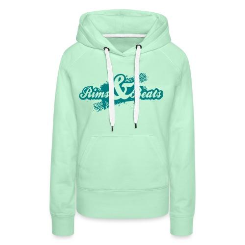 Rims Beats Logo 2016 - Frauen Premium Hoodie
