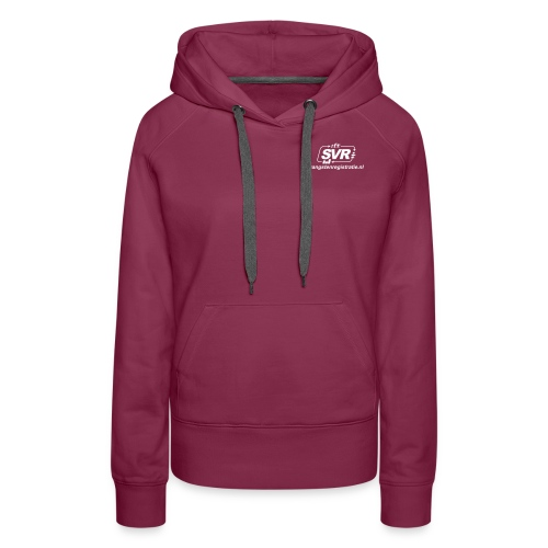 SVR webshop - Vrouwen Premium hoodie