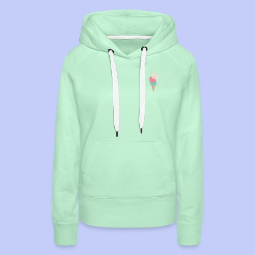 Cute Icecreams - Women's Premium Hoodie