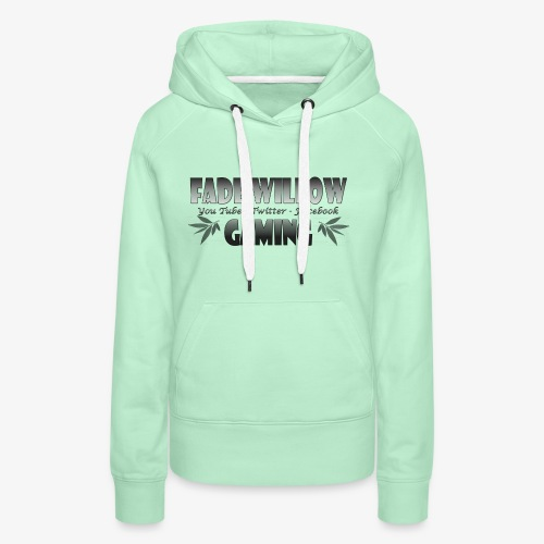 Fade Willow Gaming - Women's Premium Hoodie