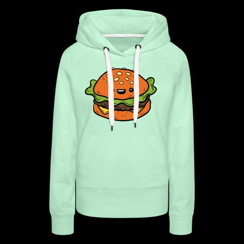 Star Burger - Vrouwen Premium hoodie
