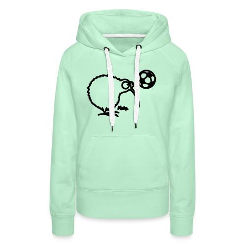 Kiwi WM - Frauen Premium Hoodie