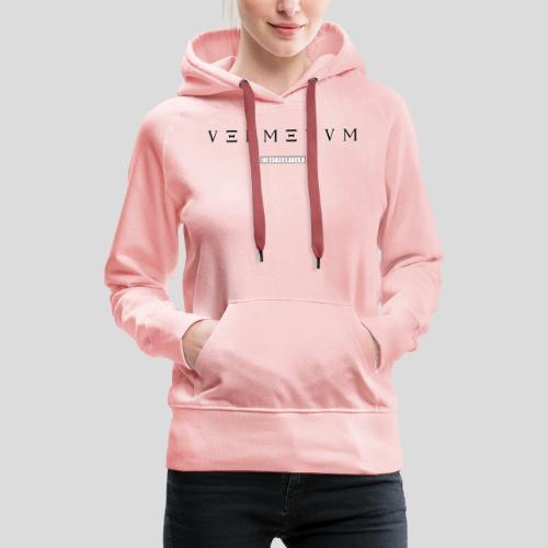 VERMETUM CLASSIC EDITION - Frauen Premium Hoodie