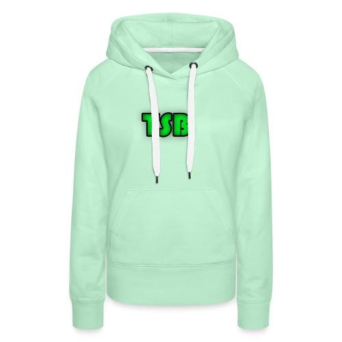 TSB logo - Women's Premium Hoodie