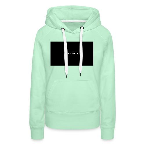 Itz Sxth - Women's Premium Hoodie