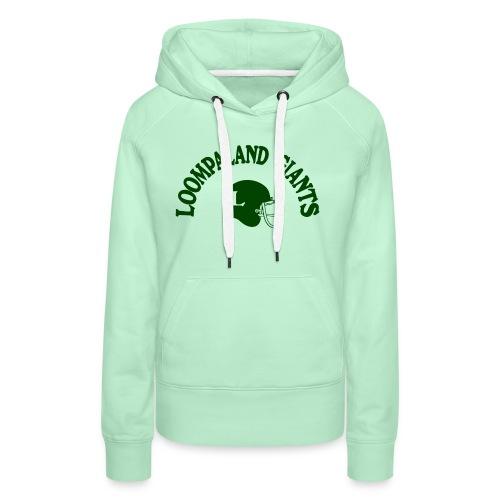 Willy Wonka heeft een team - Vrouwen Premium hoodie