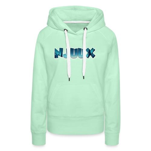 Njuux-Sky 2 - Frauen Premium Hoodie