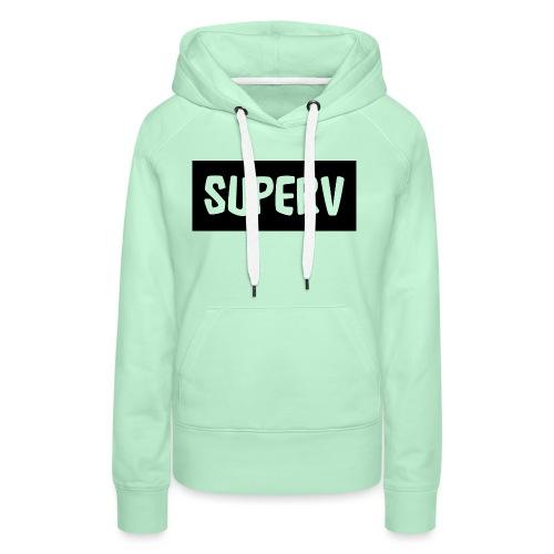 SUPERV - Women's Premium Hoodie