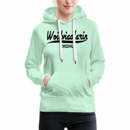 Waldviertel - Frauen Premium Hoodie