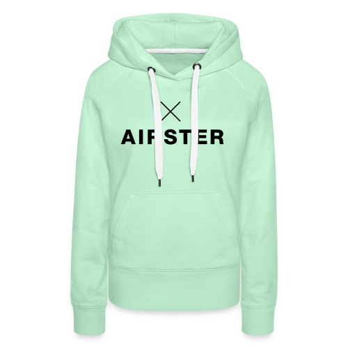 Airster_final_typeX_Sprea - Frauen Premium Hoodie