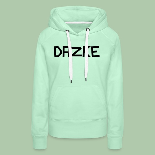 dazke_bunt - Frauen Premium Hoodie