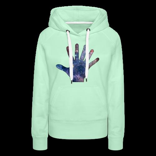 CONFIRMED! - SIX FINGER BASEBALLCAP - Vrouwen Premium hoodie