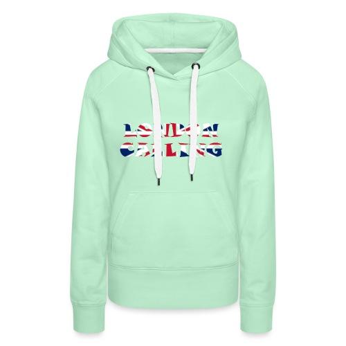 London 21.1 - Frauen Premium Hoodie