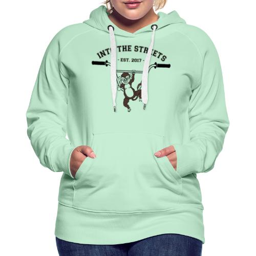 Into the Streets Est.2017 products - Women's Premium Hoodie