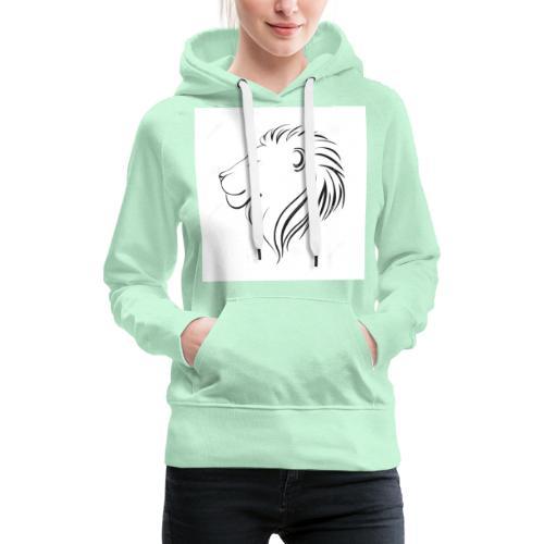 Lion Clothes - Frauen Premium Hoodie
