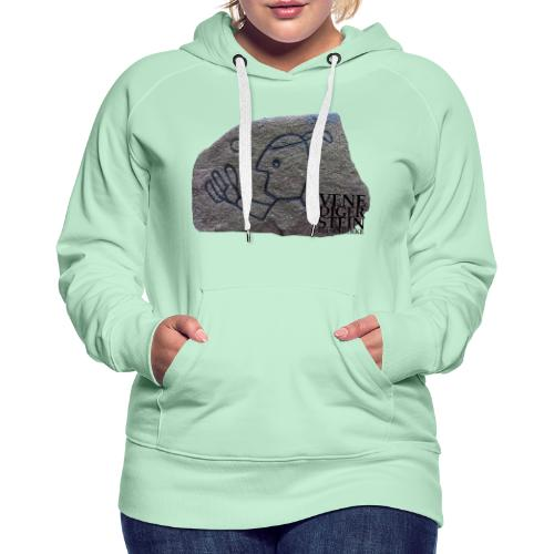 venedigerstein schierke 1 - Frauen Premium Hoodie