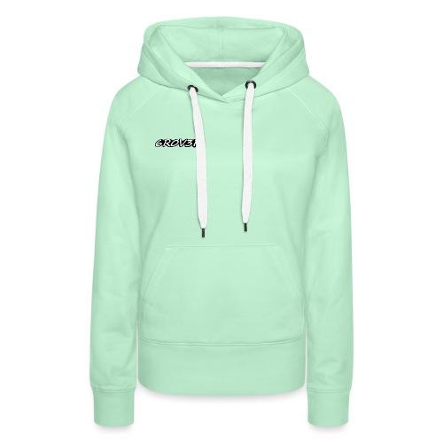 6R0V3R - Vrouwen Premium hoodie