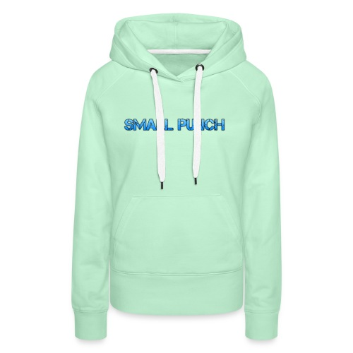 small punch merch - Women's Premium Hoodie