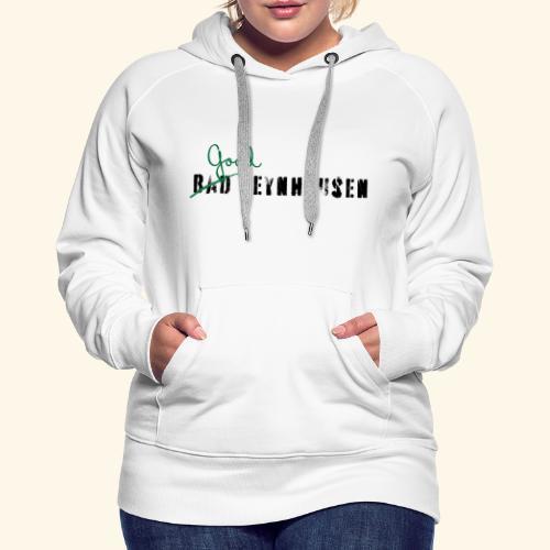 Good Oeynhausen - Frauen Premium Hoodie