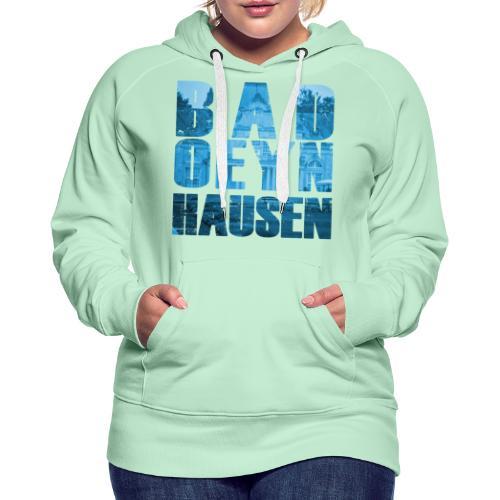 Durch die Oeynhausener Brille geschaut... - Frauen Premium Hoodie
