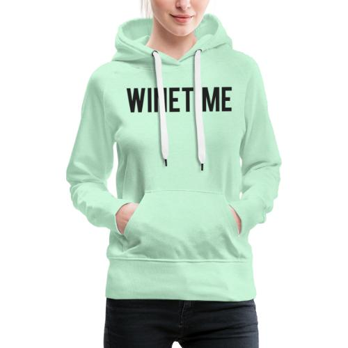 Winetime - Vrouwen Premium hoodie