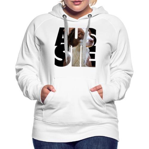 Aussie II - Naisten premium-huppari