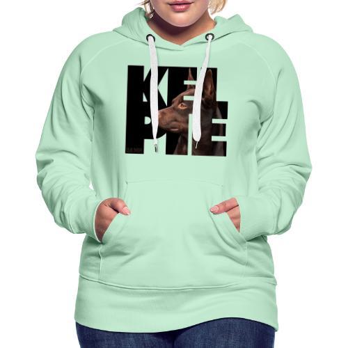 Kelpie II - Naisten premium-huppari