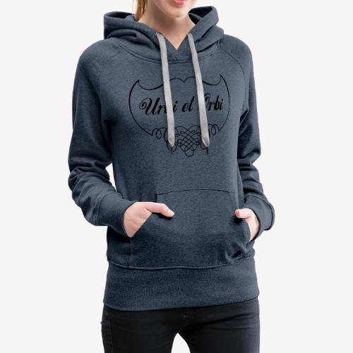 URBI ET ORBI - Women's Premium Hoodie