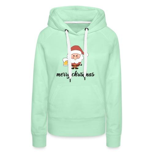 Santa - Frauen Premium Hoodie