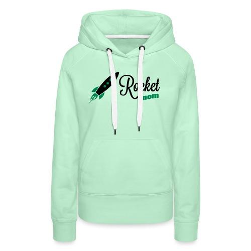Rocketmom - Frauen Premium Hoodie