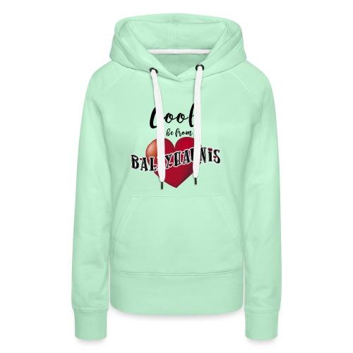 Ballyhaunis tshirt Recovered - Women's Premium Hoodie
