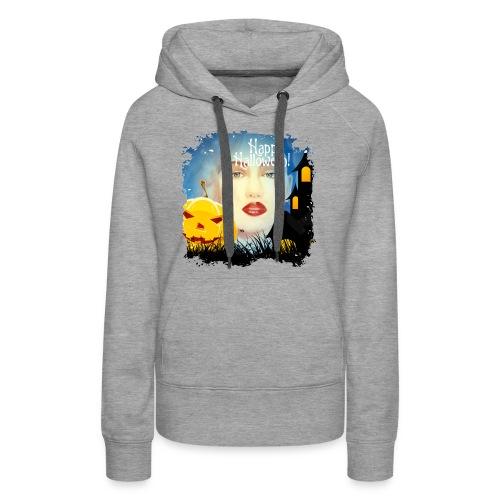 ice spirit - Sweat-shirt à capuche Premium pour femmes