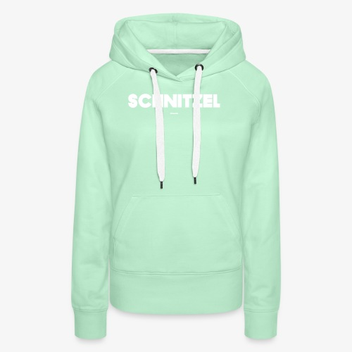 SCHNITZEL #01 - Frauen Premium Hoodie