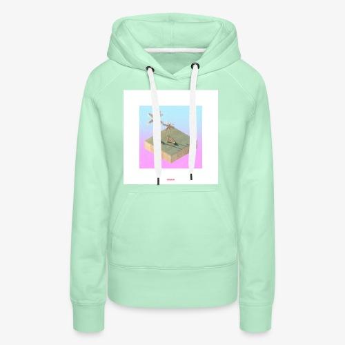 ISLAND #01 - Frauen Premium Hoodie
