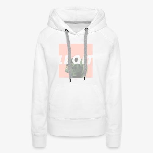 LEGIT #03 - Frauen Premium Hoodie