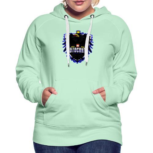 AUTocrats blue - Frauen Premium Hoodie